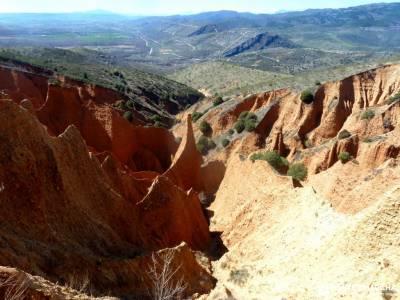 Cárcavas Alpedrete de la Sierra y Cerro Negro; refugio laguna grande abedular de canencia cerrada d